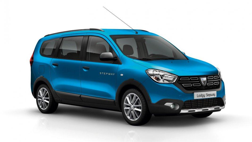 Dacia Lodgy (7 Kişilik)